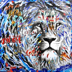 store.joelknafo-art.com Jo di Bona - The Blue Lion
