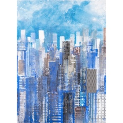 store.joelknafo-art.com Gottfried Salzmann - New-York Blue