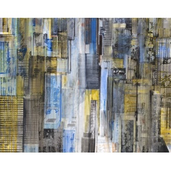 store.joelknafo-art.com Gottfried Salzmann - New-York Blue II