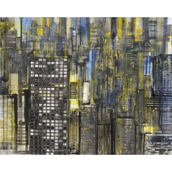 store.joelknafo-art.com Gottfried Salzmann - New-York Blue III
